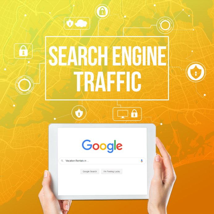 Search Engine Traffic | Vacation Rental Traffic